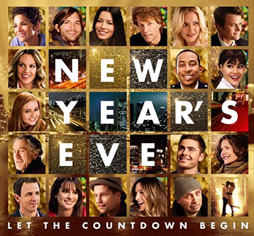"""New Year's Eve"" on Logo"