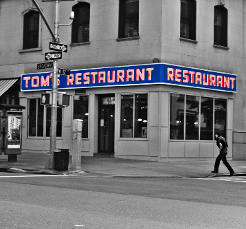 Tom's Restaurant: A Documentary