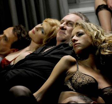 "ABEL FERRARA'S ""WELCOME TO NEW YORK"""