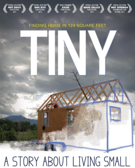 TINY: A Story About Living Small DVD – #2 on iTunes!