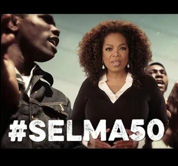 Selma 50th Anniversary – Oprah